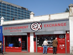 Picture of CeX Entertainment Exchange (DEMOLISHED), 4-5 Station Approach, George Street