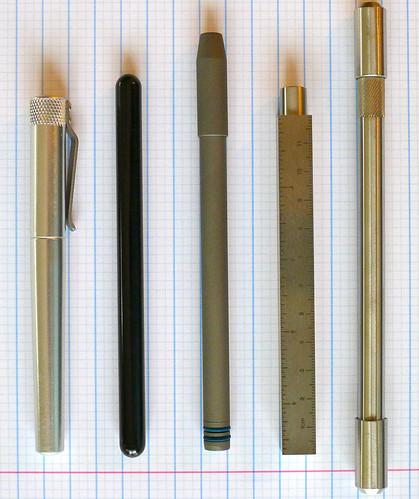Kickstarter Pens