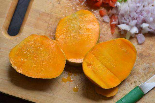 mango for mango salsa