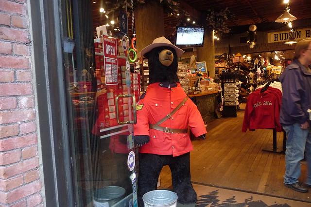 RCMP bear