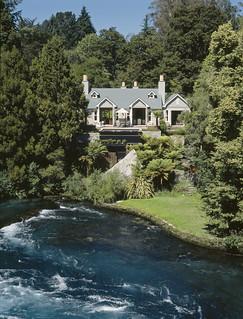 Huka Lodge Owners Cottage