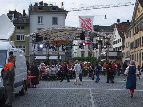 «Hopp de Bäse!» vom 9. Juni 2012 in Winterthur