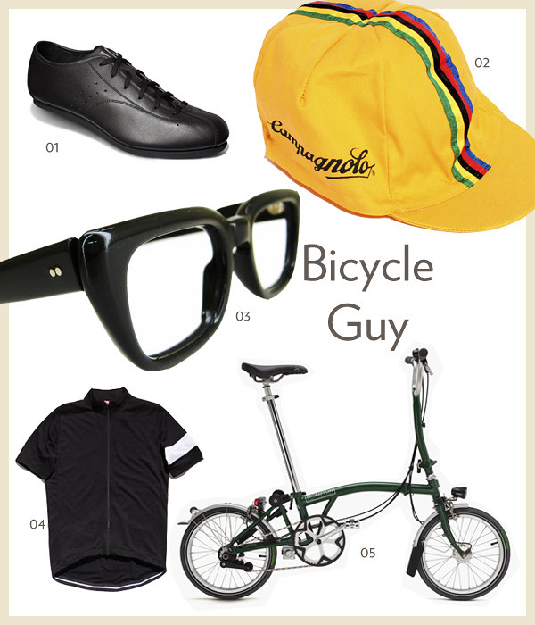 BicycleGuy Collage