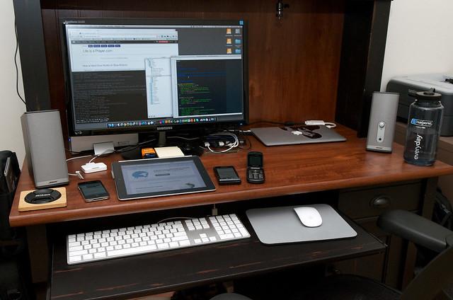 My Workstation (2012)