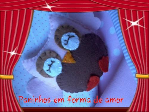 Corujinha. by ♥Paninhos em forma de amor♥