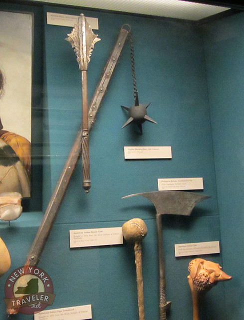Mace and Other Weapons