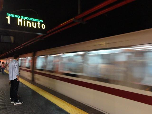 Rome - Trains