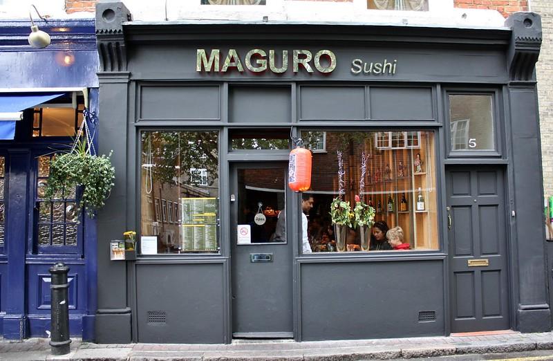 Majuro Sushi London