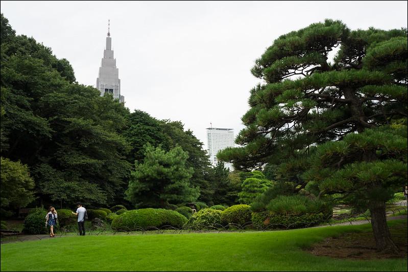 parque shinjuku gyoen