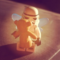 We all need a hug #starwars #stockholm #stormtrooper #trooper #teddy #love #bff #tgif #lego