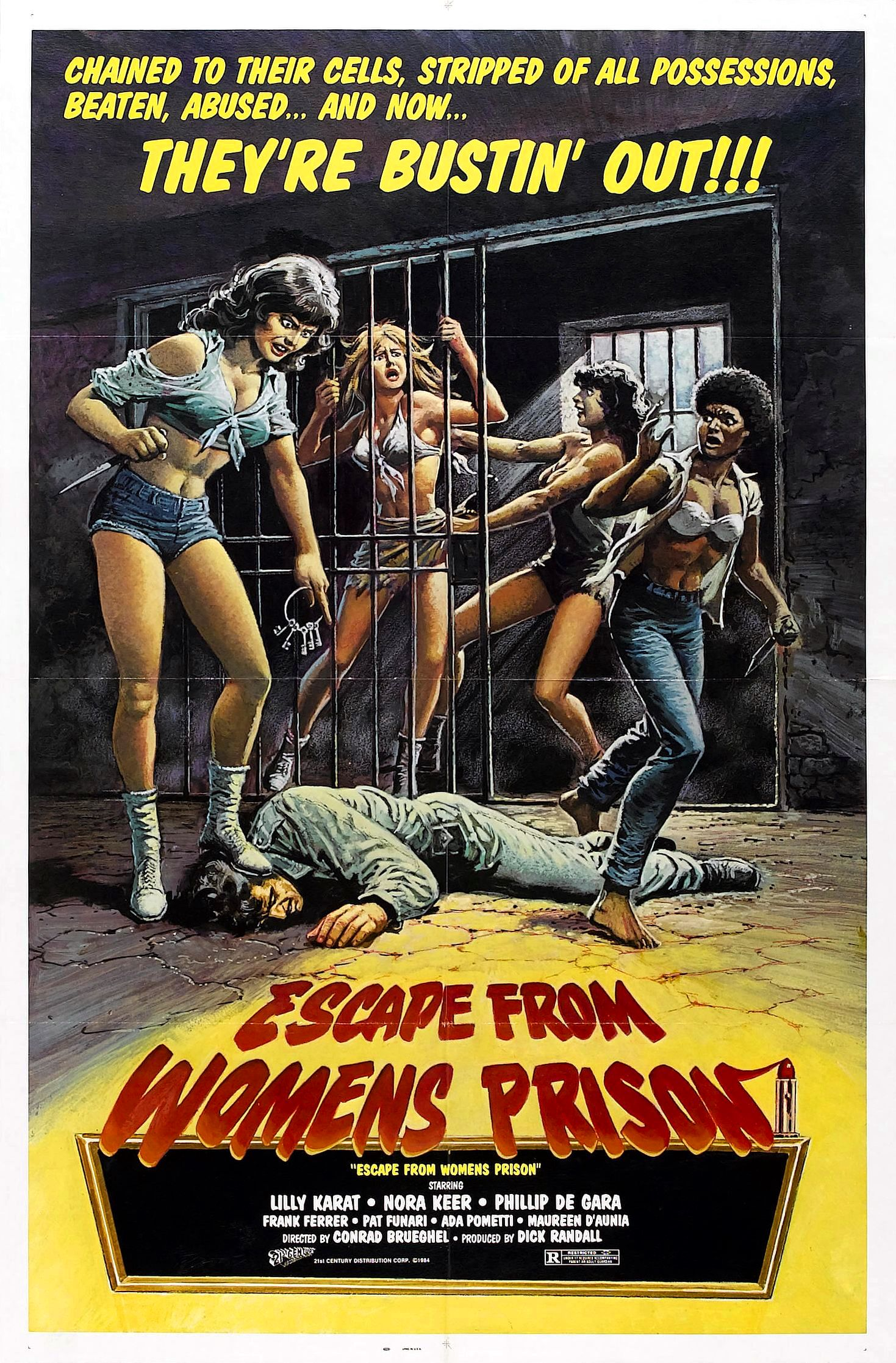Escape from Women's Prison (1978)