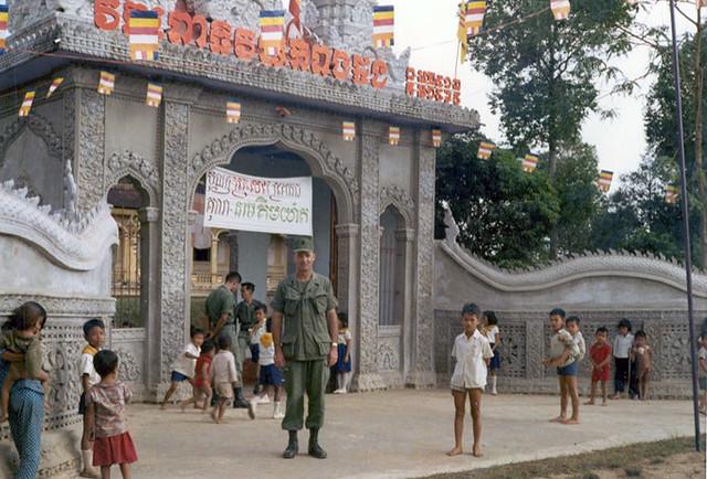Tra Vinh, Vinh Binh Province January 1971