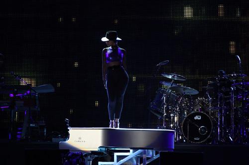 Alicia Keys  @Rock in Rio - Cidade do Rock  - RJ