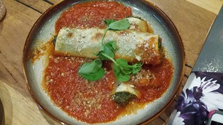 Cannelloni from Vegerama West End