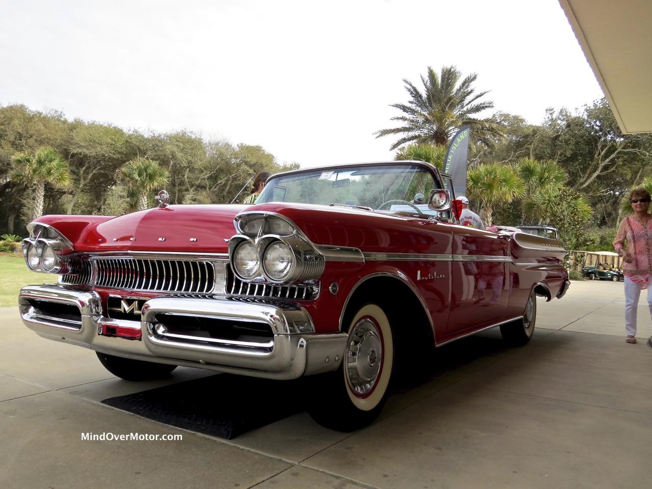 1957 Mercury Turnpike Cruiser Front