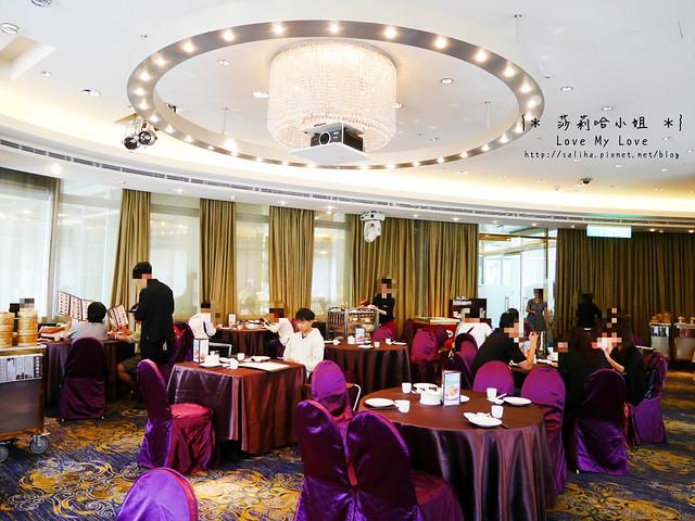 台北東區華漾大飯店港式飲茶 (5)