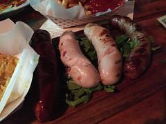 Radegast Hall & Biergarten - Sausage Platter (…