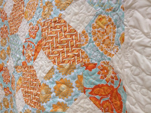 Another Close Up of Laura's Quilt