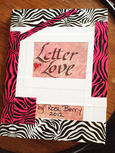 Letter Love Journal