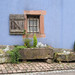 En attendant des fleurs dans ces jardinieres a Niedermorschwihr.... Waiting for some flowers...