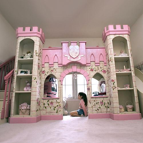 Dormitorios infantiles camas castillos literas oferta bs - Literas infantiles con tobogan ...