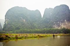 Baie d'Ha Long Terrestre - Ninh Binh - Hoa Lu - 61