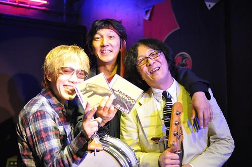 JAMOO 2ndAlbumレコ発LIVE