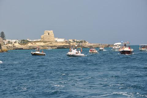 escursioni in barca San Foca
