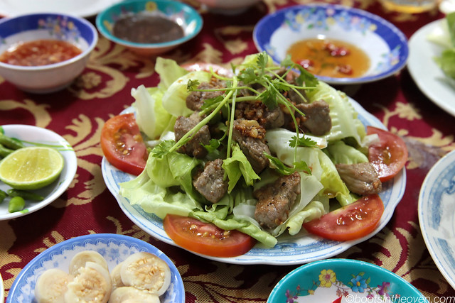 Bo luc lac - shaken beef