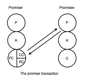 Promise transaction