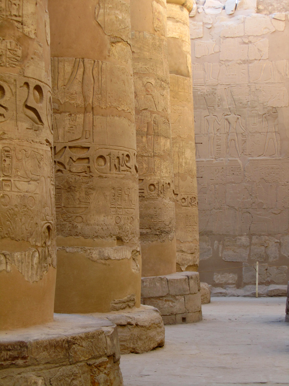 6985369946 2c69c306de o Photo: Ancient Hypostyle Hall at the Temple of Karnak