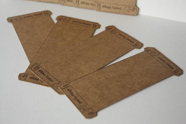 trim cards