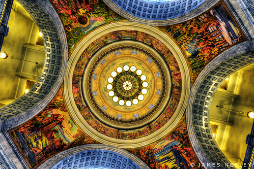abstract architecture utah dome rotunda capitalbuilding jamesneeley