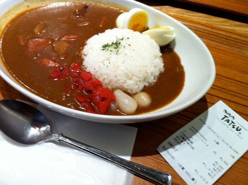 日本機場咖哩飯