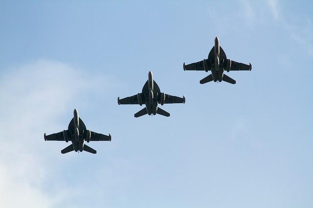 EA-18G VAQ-141 SHADOW HAWKS