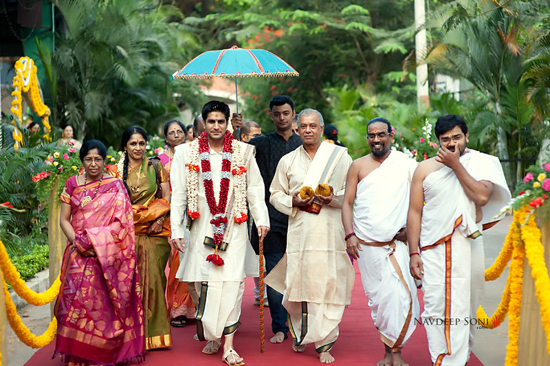 Kashi Yatra - Tamil Brahmin Wedding Ritual
