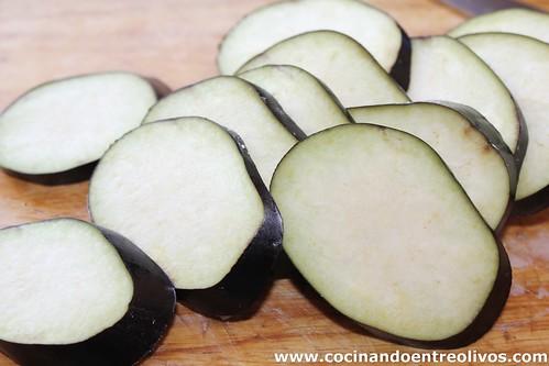 Berenjenas empanadas (2)