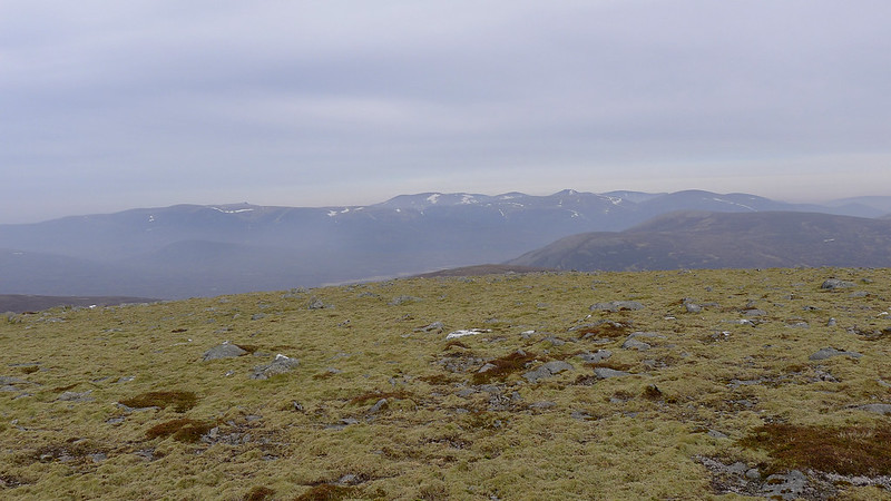Towards the Cairngorms