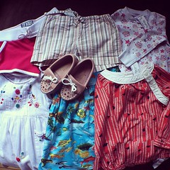 Thrifting haul. #thrifting