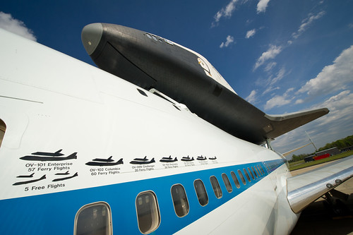Shuttle Enterprise Ready For Flight (201204210002HQ) by nasa hq photo