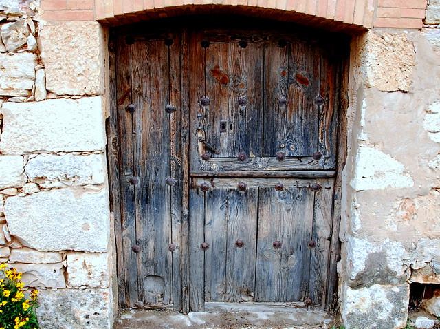 Puertas antiguas de rello jmj12 flickr photo sharing for Puertas antiguas de derribo