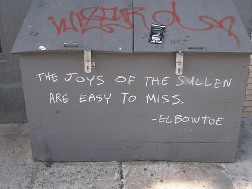Seventh Manhattan Thought by centaurobert