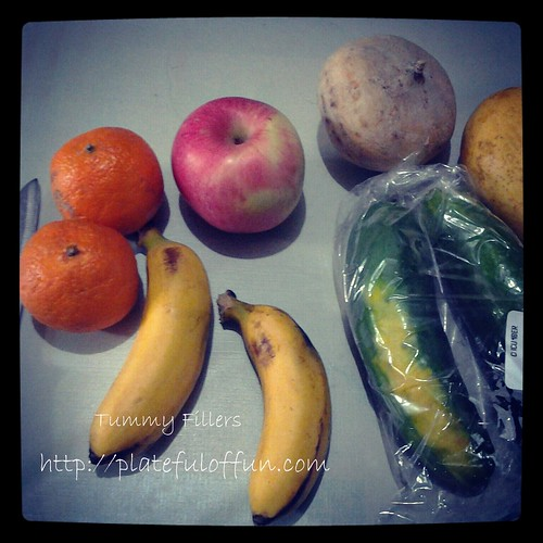 april1b Fruits for Juicing and Munching