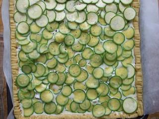 quiche zucchini