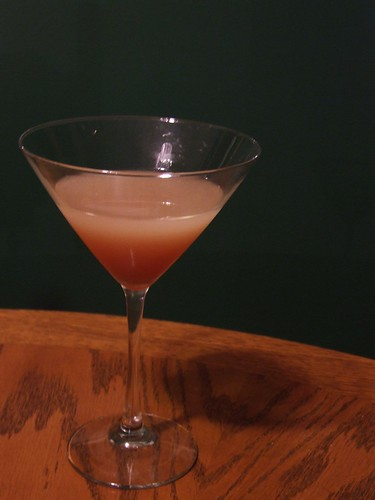 The Captain's Cocktail