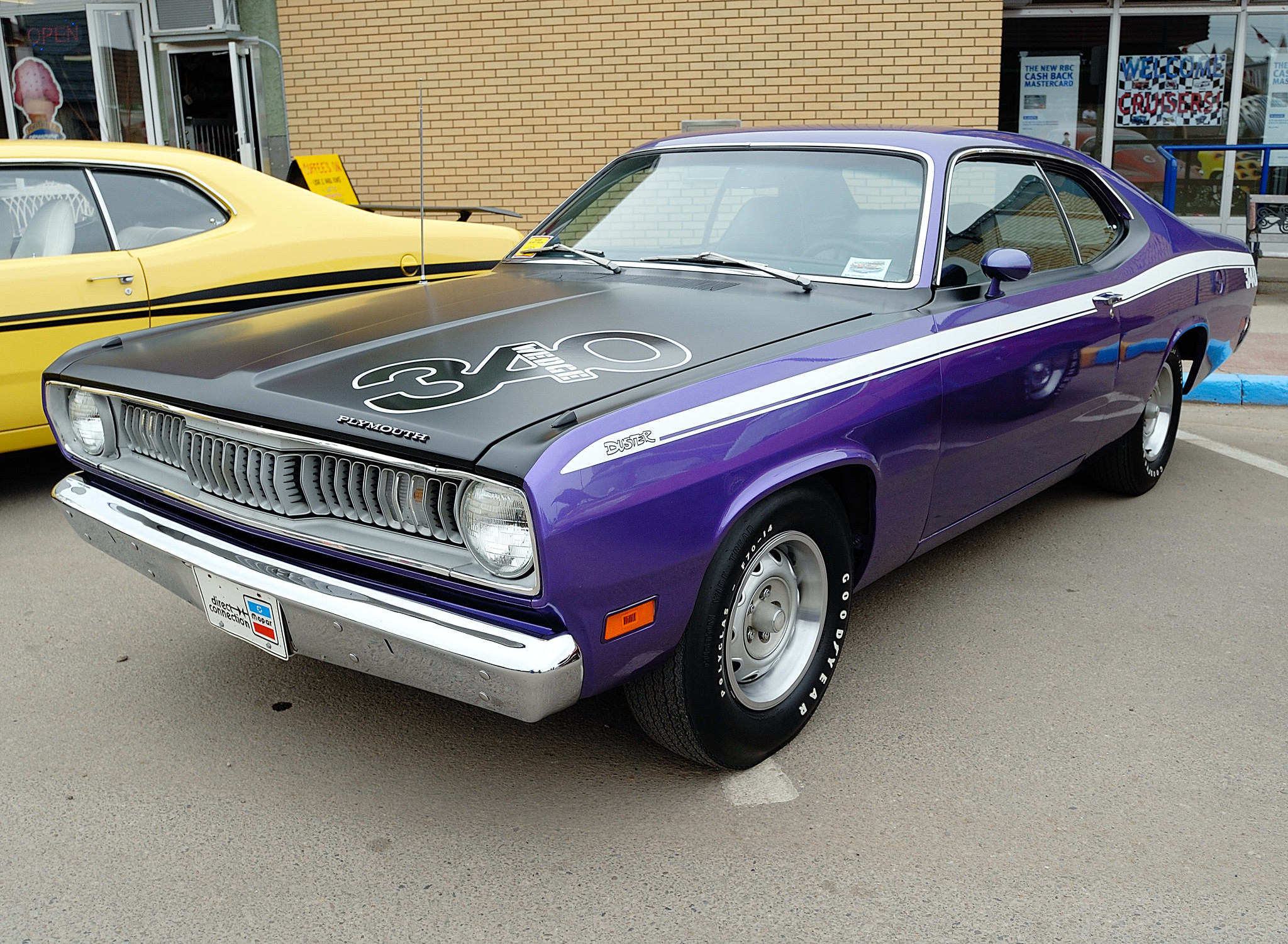 Plum crazy 71 plymouth duster dream rides pinterest plymouth duster dusters and plymouth
