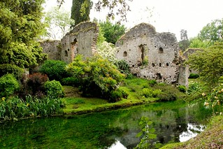 ::Giardino di Ninfa - Parco Naturale di Pantanello::