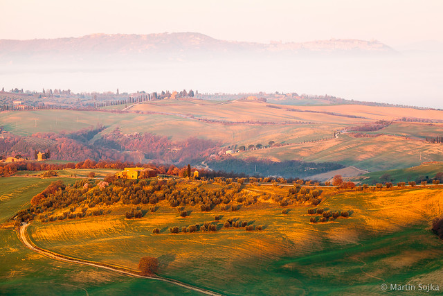 Val d'Orcia, Toscana #13 - Hidden Montalcino ~ Italy