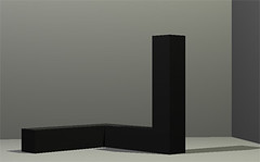 minimalist sculpture Tony Smith