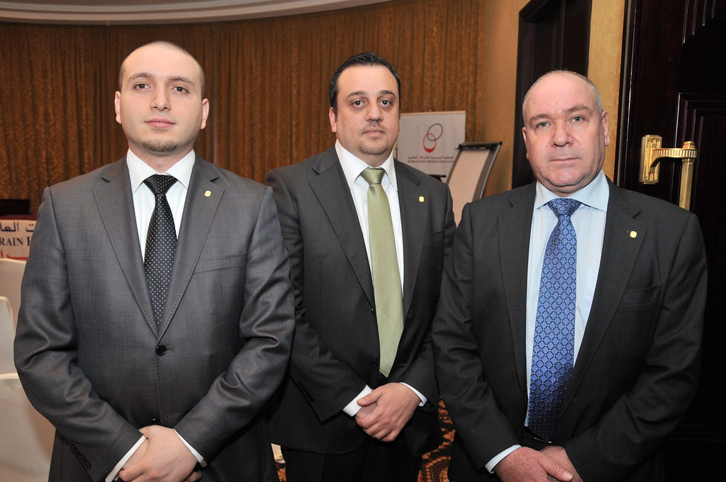 BFBA Event – Talal Abu Ghasala at Ritz Carlton